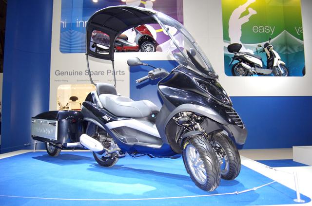 eicma2007 PiaggioMP3 2