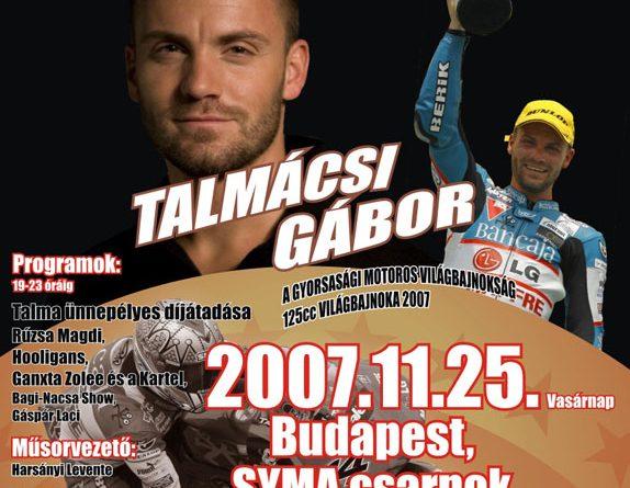 talmageddon plakat