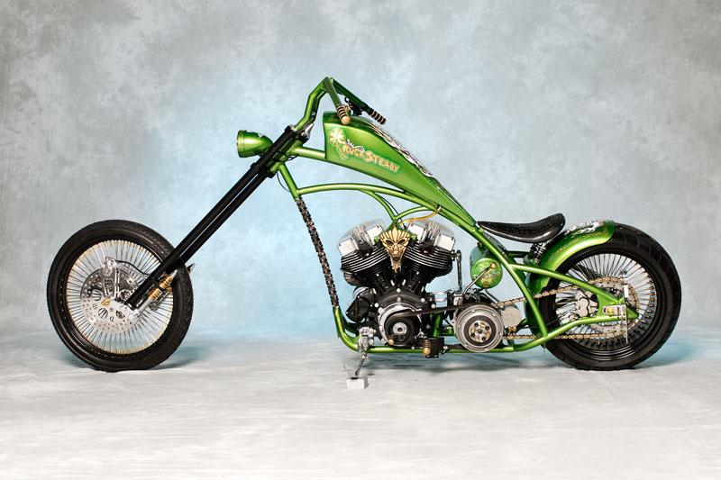 1 chopper u.s. engine