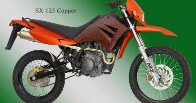 MZ SX Copper