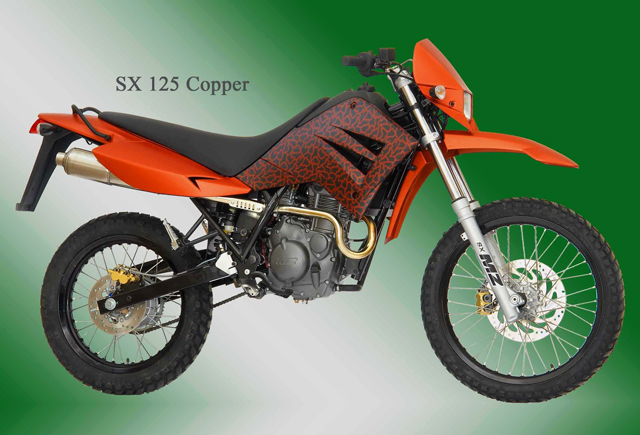 MZ SX Copper
