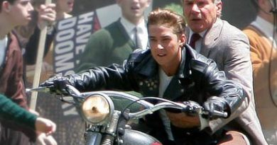 Indiana Jones Harley-Davidsonon