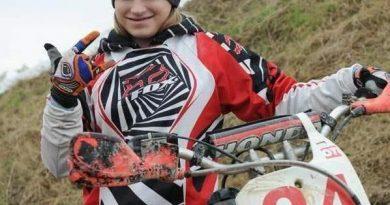 Molnár Alexandra motokrossz versenyző