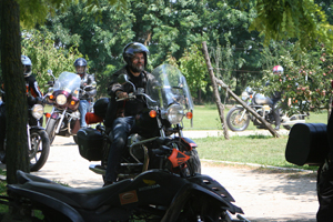 Moto Guzzi Baráti Találkozó