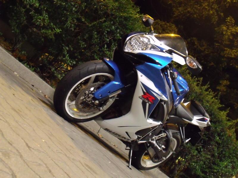 suzuki gsx r 600 2011 3