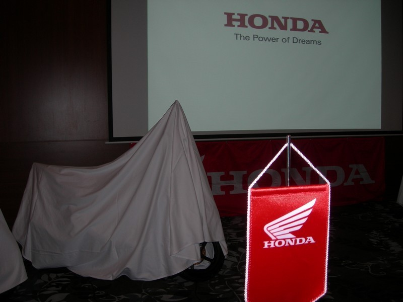 Honda 2012-es Modellbemutató