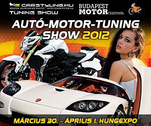 Budapest Motor Fesztivál