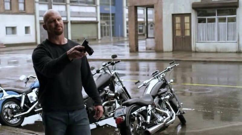 Recoil - Kíméletlen bosszú motoros film