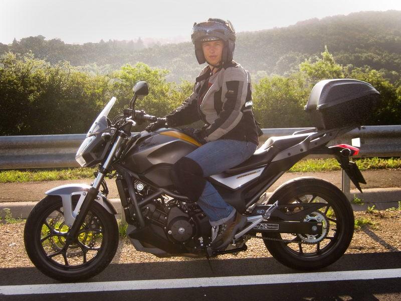 Már majdnem tökéletes: Honda NC700C 2012 Teszt