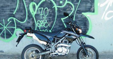 Kawasaki D Tracker 125 2012 teszt