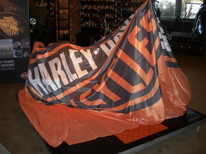Harley-Davidson 2013-as 110 éves jubileumi modell