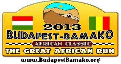 Budapest-Bamako 2013