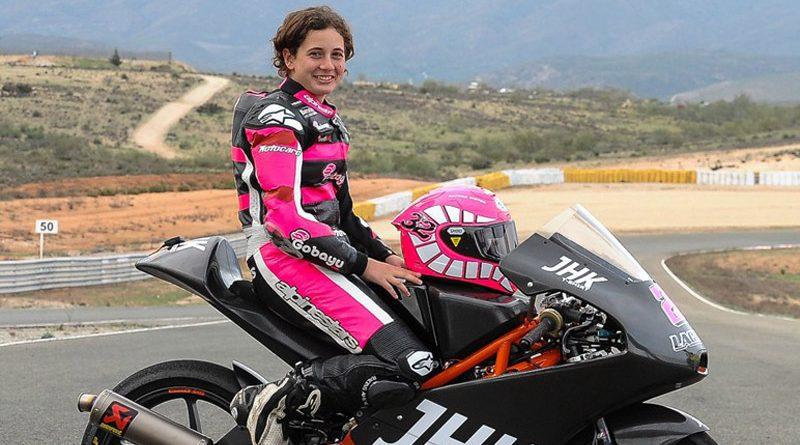 Ana Carrasco Moto3