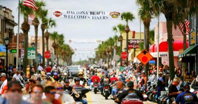 72. Daytona Bike Week
