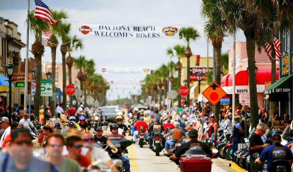 72. Daytona Bike Week