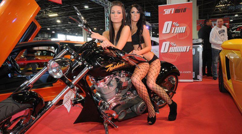 Nemzetközi Autó, Motor és Tuning Show 2013