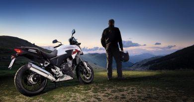 Honda CB500 2013