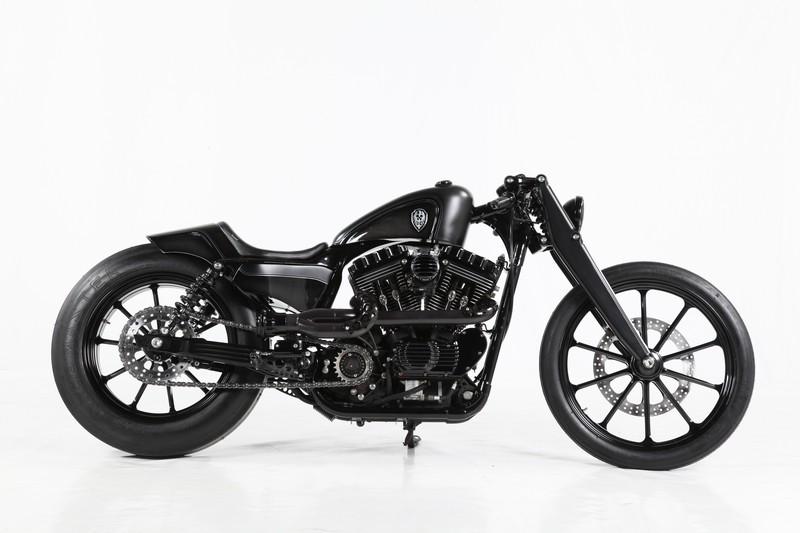 Mod Harley 1st Rough Crafts