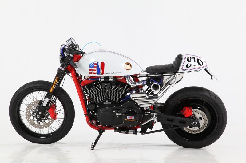 Street Performance 1st Zen Motorcycles XR1200 Turbo
