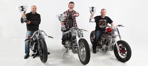 AMD World Championship of Custombike Building 2013