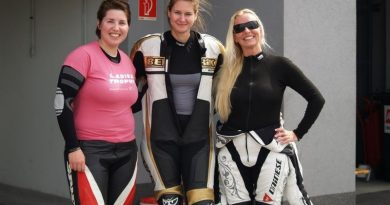 Ladies Trophy 2013 SlovakiaRing