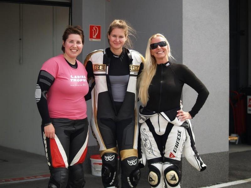 Ladies Trophy 2013 SlovakiaRing