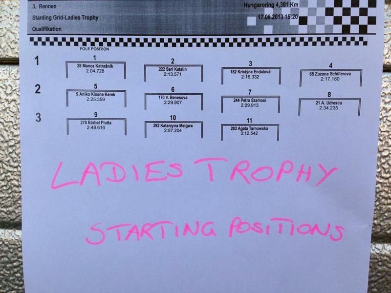 ladies trophy 2013 2 hungaroring 27