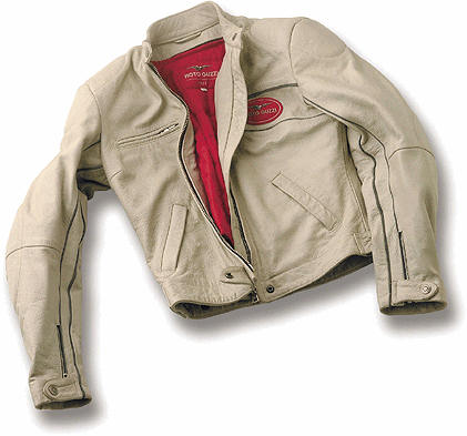 moto guzzi race woman jacket