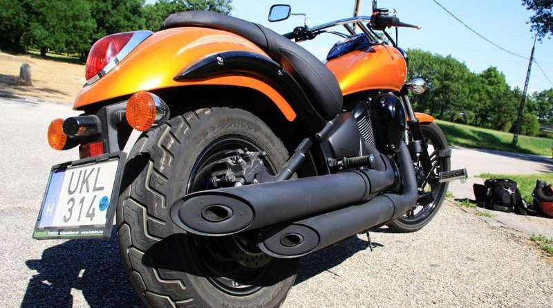 kawasaki vn 900 custom 2012 15
