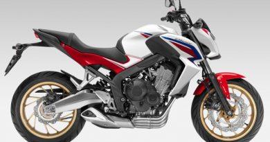 Honda CB650F 2014