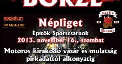 Devils Börze 2013. november 16.