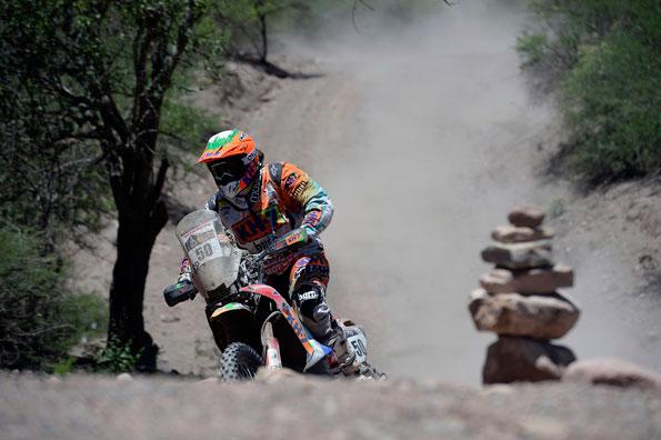 Dakar14 E7 Laia sanz 1