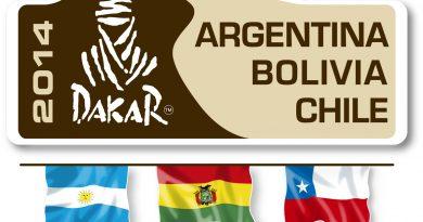 dakar 2014 logo