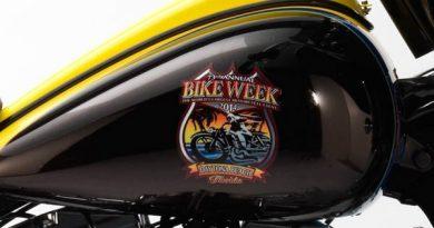 daytona bikeweek hd street glide 2014 1