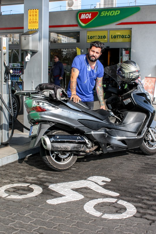 mol motoros benzinkut 1