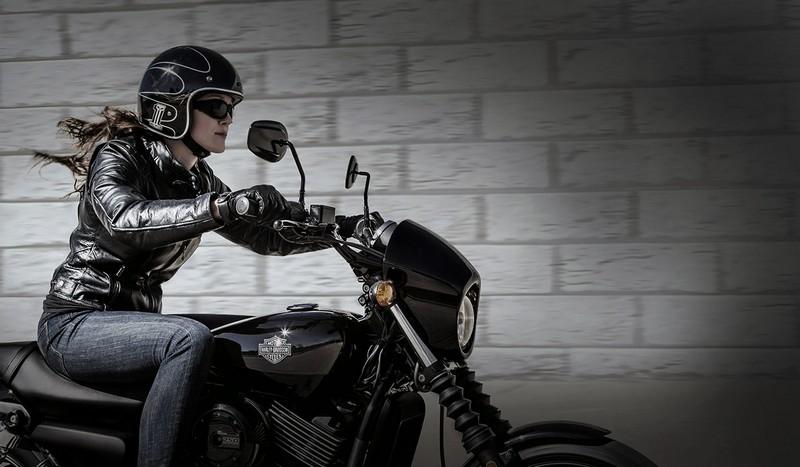Harley Davidson Street 750 5