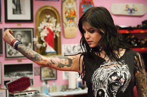 kat von d tattoo1