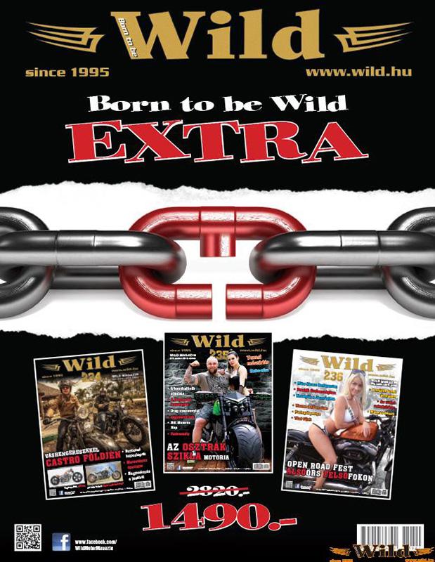 wild extra bori net