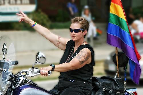 leszbikus motoros