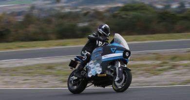Dunlop Roadsmart III on STORM