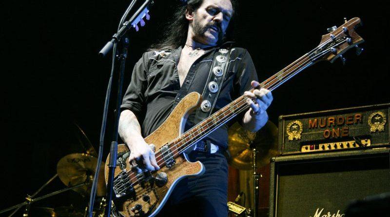 lemmy kilmister motörhead