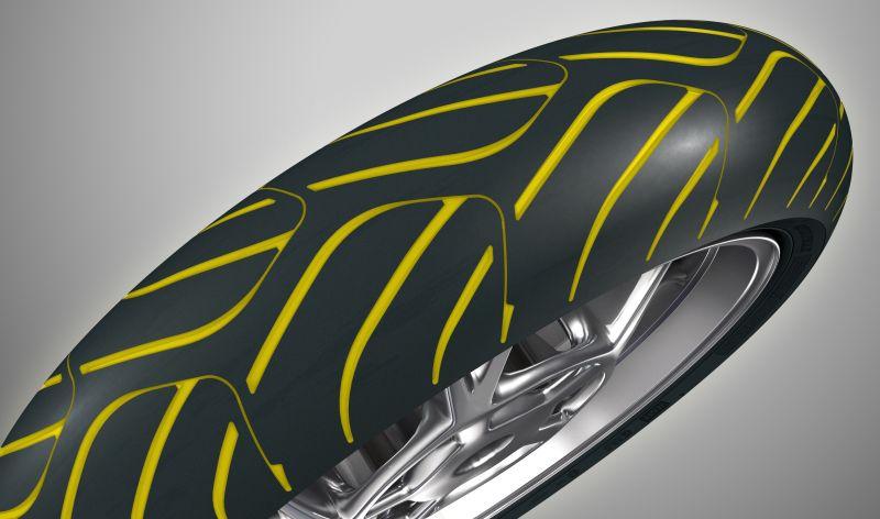 Roadsmart III Innovative Tread Design
