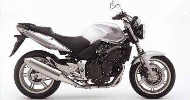 Honda CBF600 2006