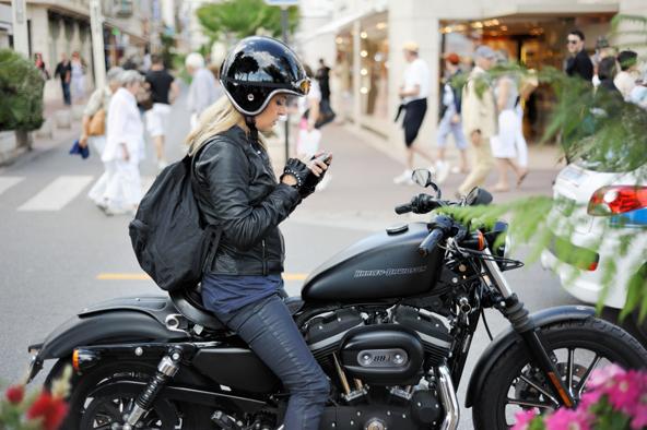 biker girl1