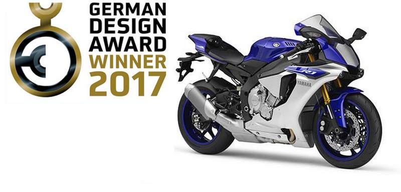 yamaha german design award 2