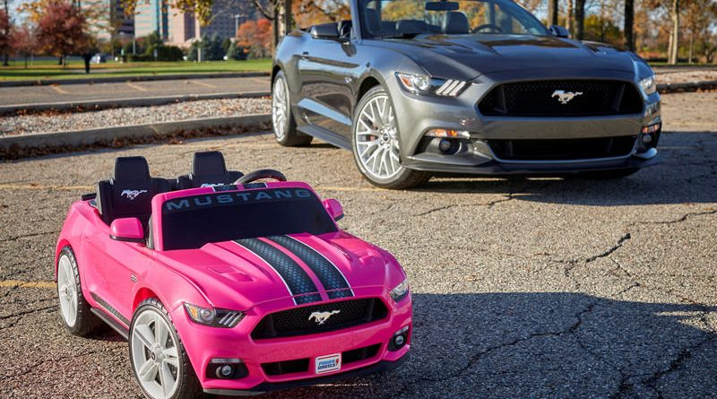 power wheels ford mustang 1