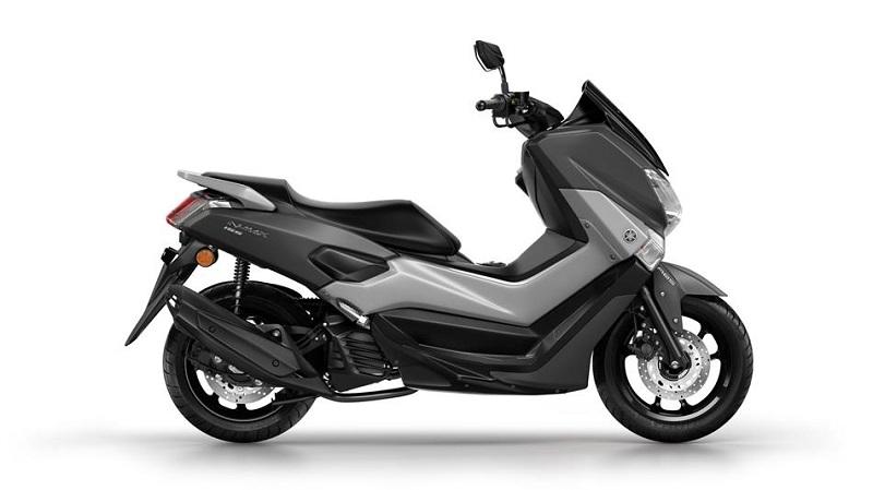 2017 Yamaha NMAX 155