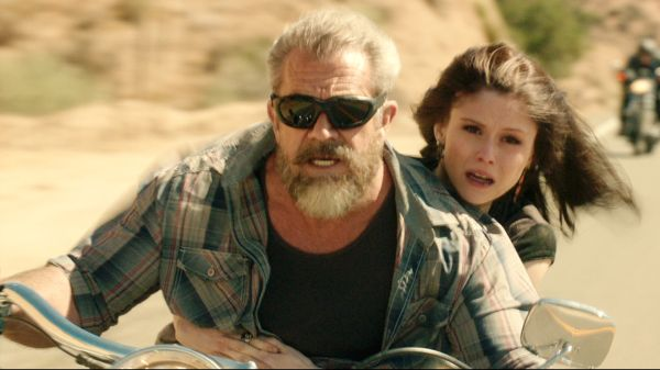 blood father 2016 dvd