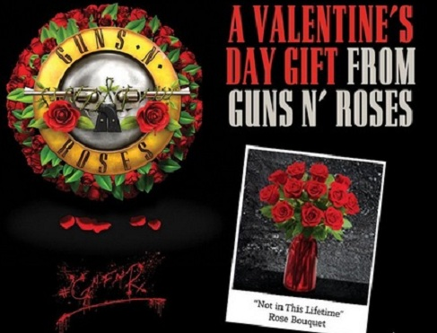 guns n roses valentin day1