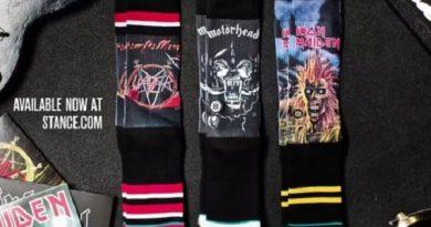 legends of metal socks stance